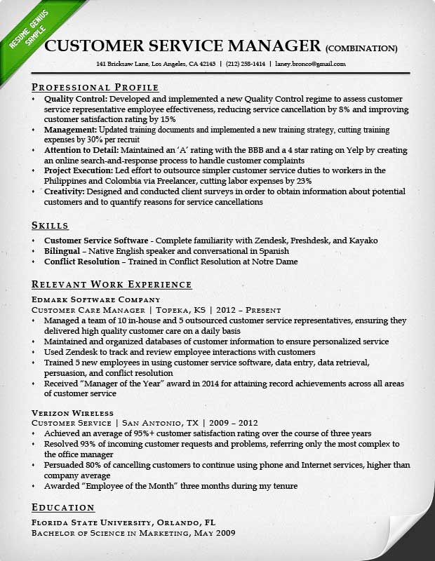 Best online resume writing services any